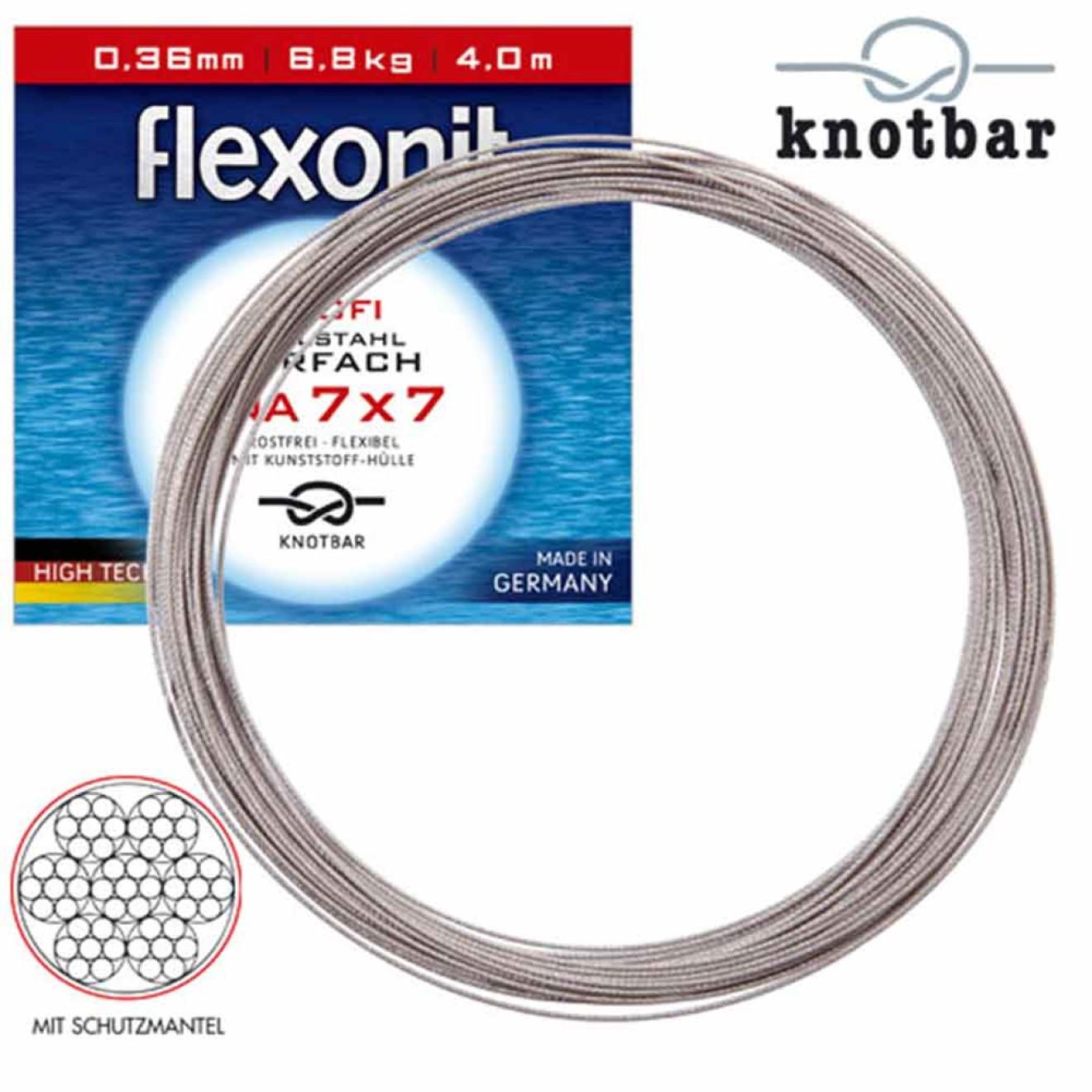 20,0 kg Flexonit 1x7-0,45mm 4m