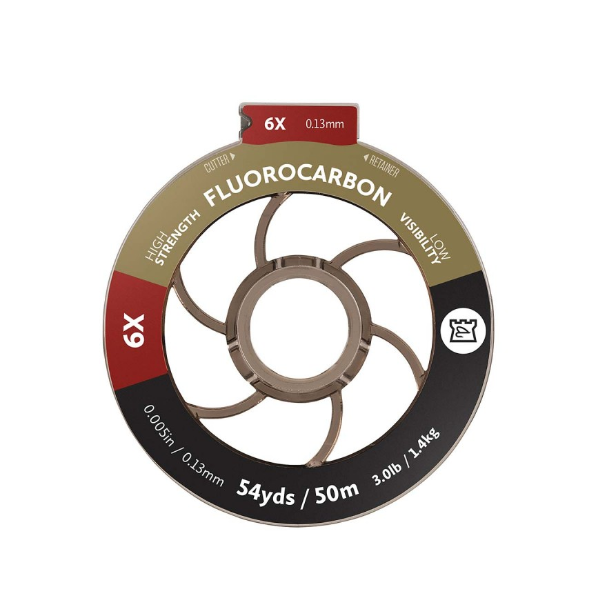 Hardy Fluorocarbon Tippet 50m 0,13mm