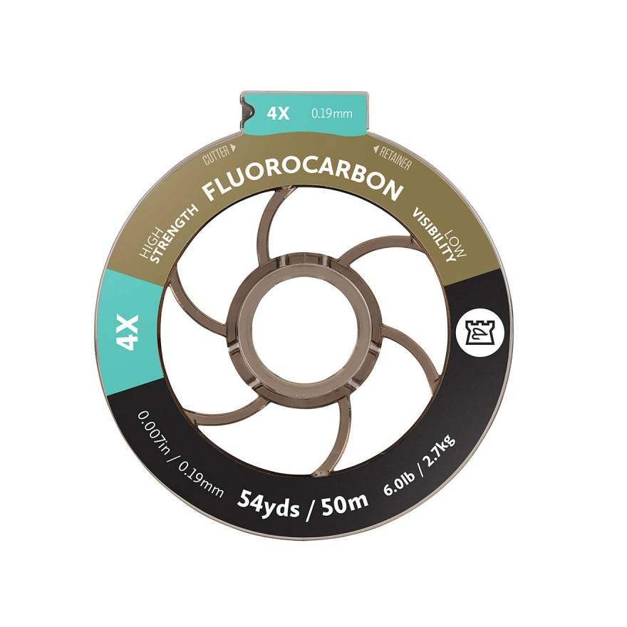 Hardy Fluorocarbon Tippet 50m 0,19mm