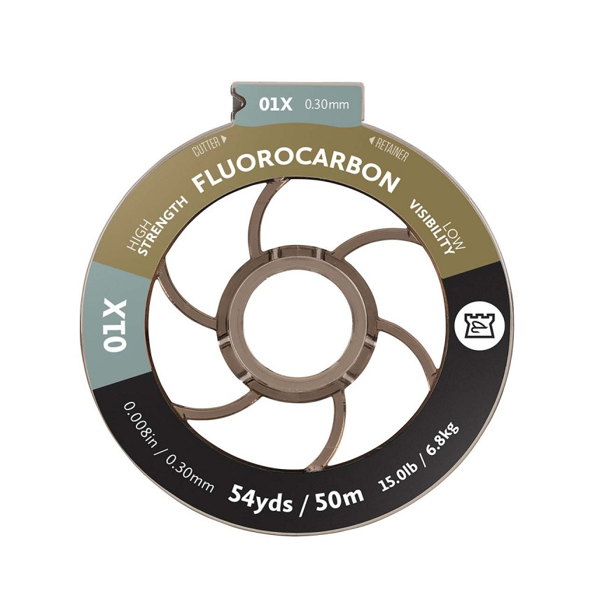 Hardy Fluorocarbon Tippet 50m 0,30mm