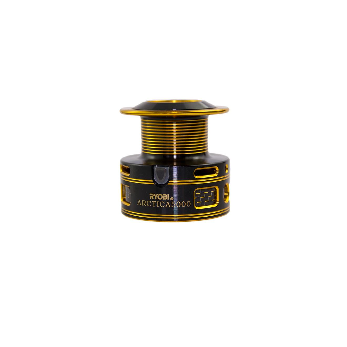 Größe 8 bis 18 GOLD ROT PROFI BLINKER Action Fastlock Wirbel xxx-strong 5 Stk