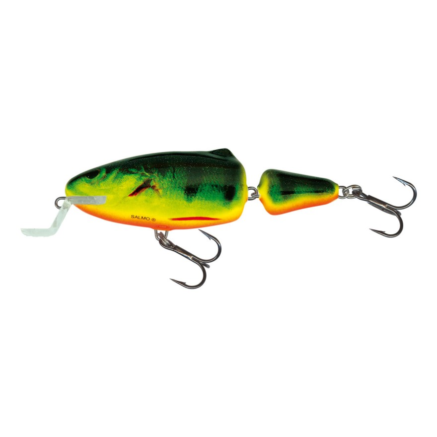 Salmo Frisky Shallow Runner RHP Real Hot Perch