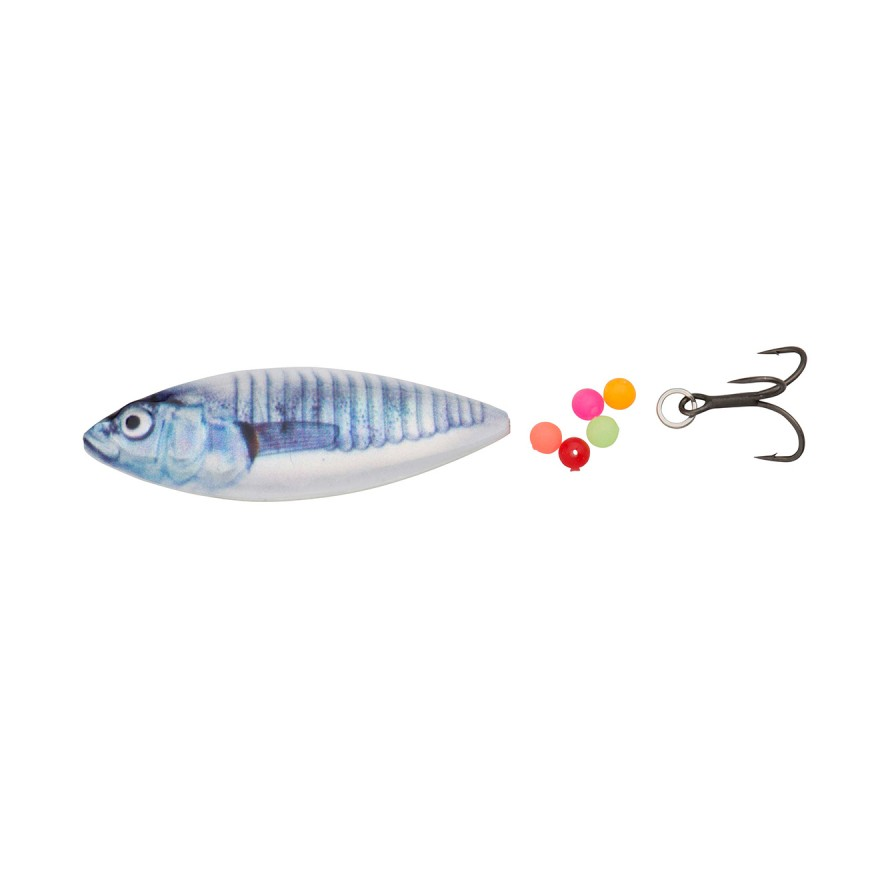 Savage Gear LT Stickleblade White Silver