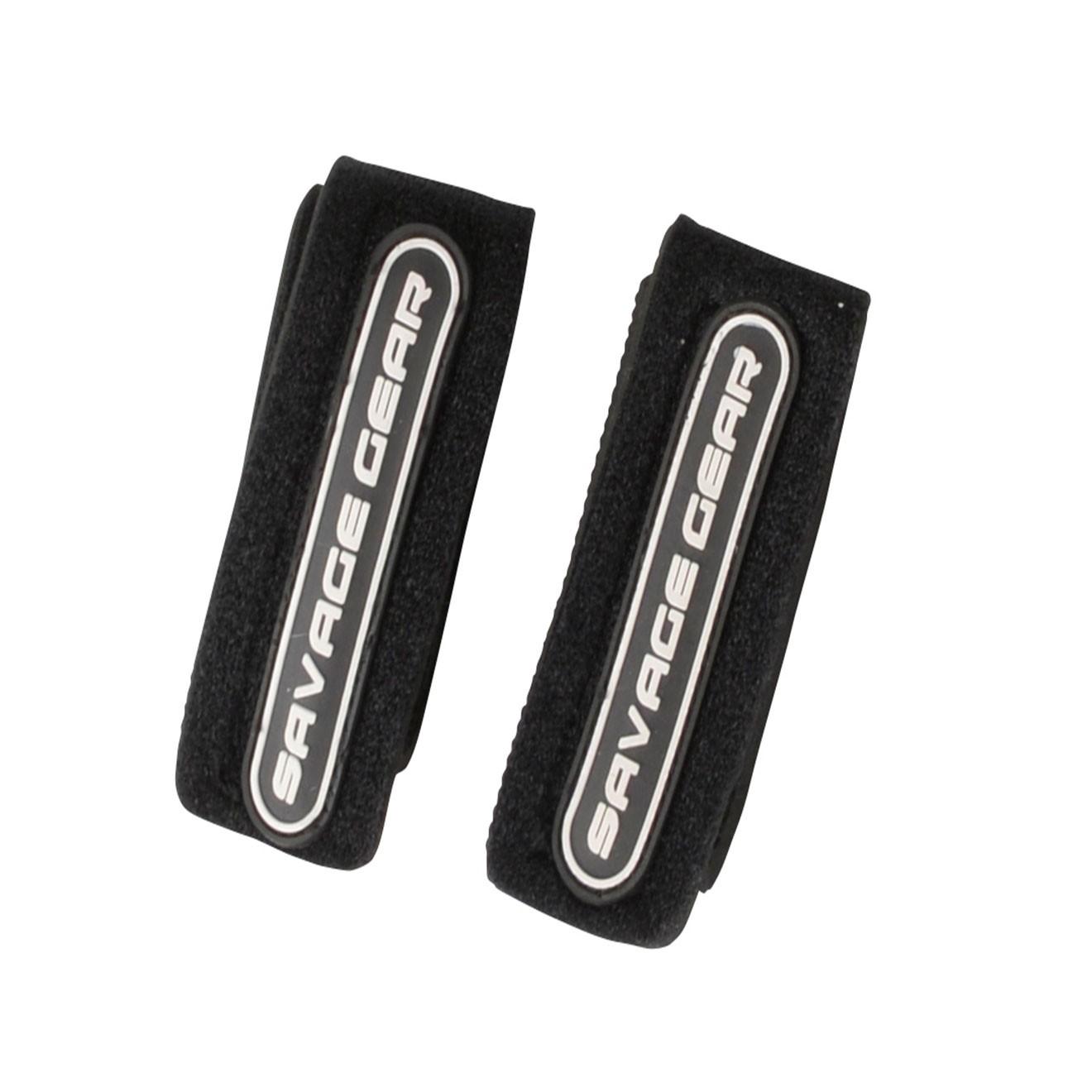 Savage Gear Rod Straps Neopren Ruten Klettbänder 2 Stück