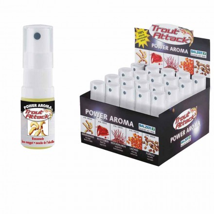 Balzer Trout Attack Power Aroma Zuckmückenlarve 10ml
