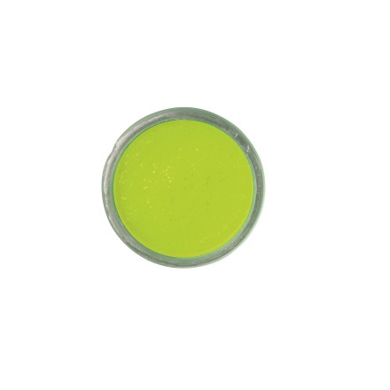 Berkley Powerbait Natural Scent Cheese Chartreuse