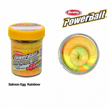 Berkley Powerbait Natural Scent Salmon Egg Rainbow