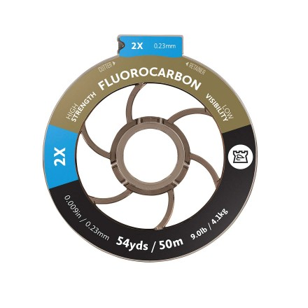 Hardy Fluorocarbon Tippet 50m 0,23mm