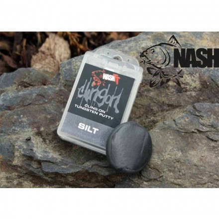 NASH Cling-On Tungsten Putty Silt Knetblei