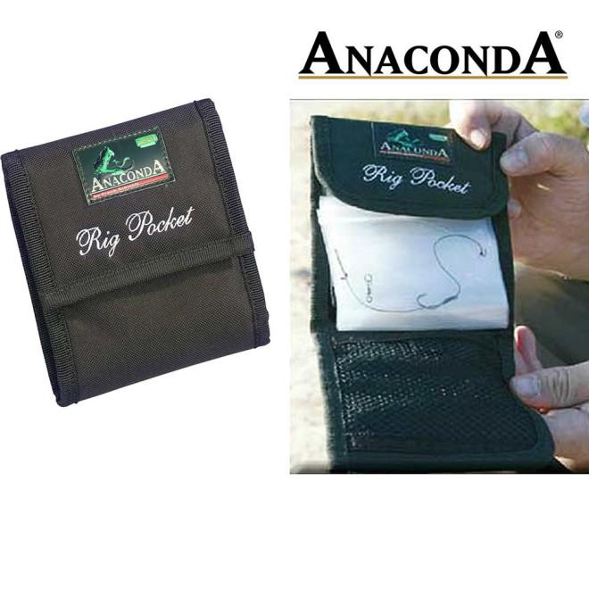 ANACONDA Rig Pocket 7140012 Wallet Vorfachtasche