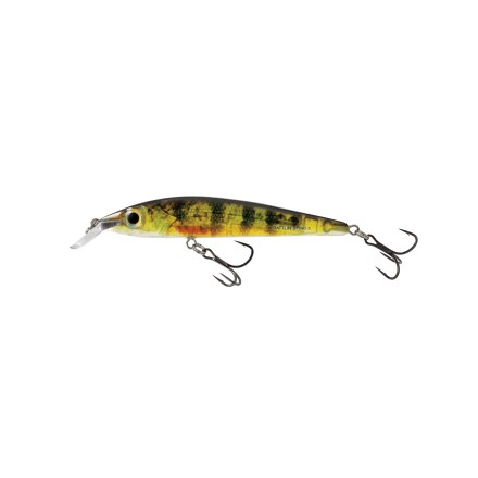 Salmo Rattlin Sting Suspending Real Yellow Perch