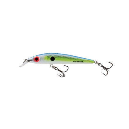 Salmo Rattlin Sting Suspending Sexy Shad
