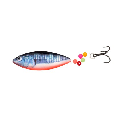 Savage Gear LT Stickleblade Black & Red