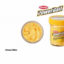 Berkley Powerbait Natural Scent Cheese Glitter
