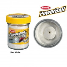Berkley Powerbait Natural Scent Liver White