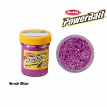 Berkley Powerbait Natural Scent Nymph Glitter