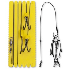 Black Cat Big Bait Ghost-Rig-L 140cm Gr.8/0 3/0 100Kg