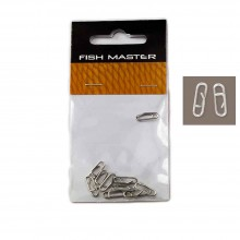 Fish Master Connect Link Clips