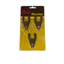 Carp Hunter Grippo Rod Rest Rutenauflage 19mm Standard 3er Set