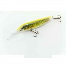Falkfish Spöket Deep Diver 696 12,5cm 30g Yellow Ghost WB Holo