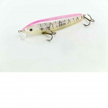 Falkfish Spöket Medium Runner 700 12,5cm 30g Pink Yellow Holo