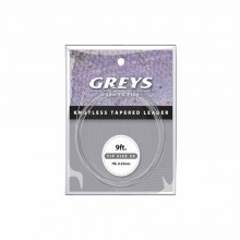 Greys Knotless Tapered Leader Knotenlos 0,20mm