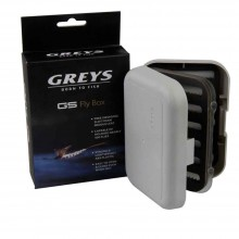 Greys GS Fly Box Large Grau 19,5x11x4,5cm