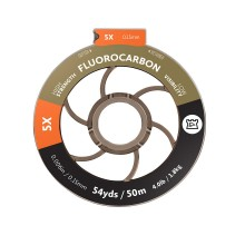 Hardy Fluorocarbon Tippet 50m 0,15mm 5x 1,8Kg