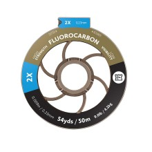 Hardy Fluorocarbon Tippet 50m 0,23mm 2x 4,1Kg