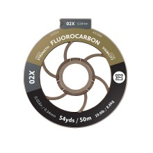 Hardy Fluorocarbon Tippet 50m 0,34mm 02x 8,6Kg