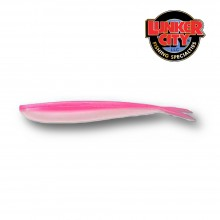 Lunker City Fin-S Fish 4inch Bubblegum Shad