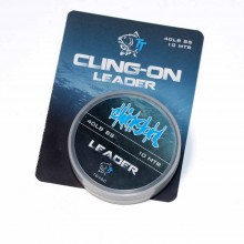 Nash Cling-on Leader 40lb Silt 10m