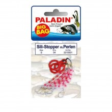Paladin Big Bag Silikon-Stopper & Perlen Gr.L