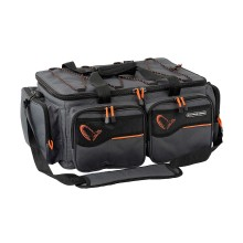 Savage Gear System Box Bag-XL 3xBoxen + Waterproof Cover