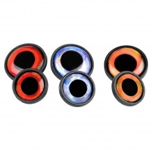 Spro Pike Fighter Big Eye Screw 16mm Orange