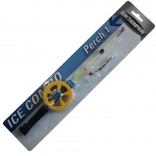 Ron Thompson Ice Combo Soft Perch Eisangel-Set